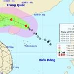CÔNG ĐIỆN KHẨN về việc triển khai các biện pháp ứng phó cơn bão số 3 năm 2019